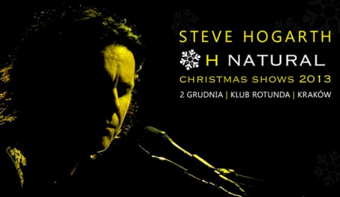 Steve Hogarth wystąpi w Polsce