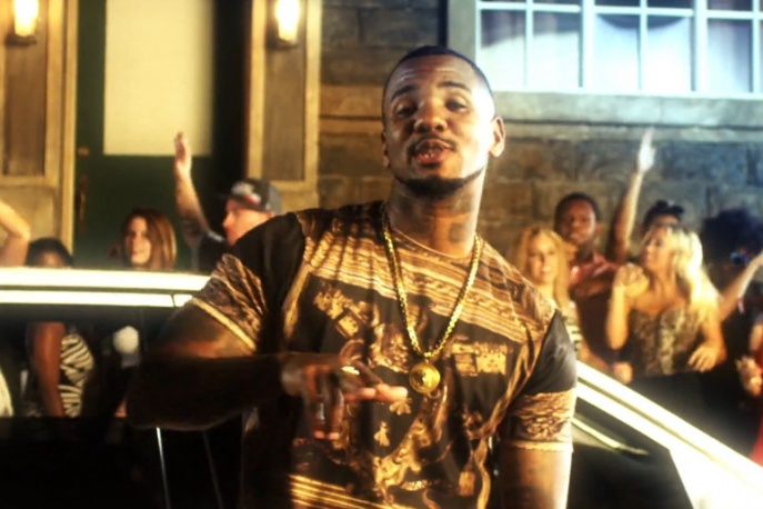 "Game – ""All That (Lady)"" feat. Lil Wayne, Big Sean, Jeremih (wideo)"