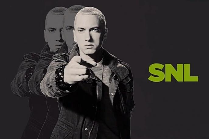 Eminem w Saturday Night Live