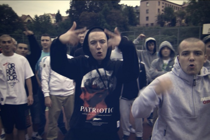 "Zbuku – ""Hip-Hop Champions"" feat. Leszek JedenStąd (wideo)"