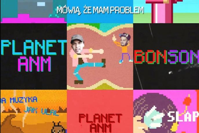 """Bonson/Planet ANM – """"Mówią, że mam problem"""" (wideo)"""