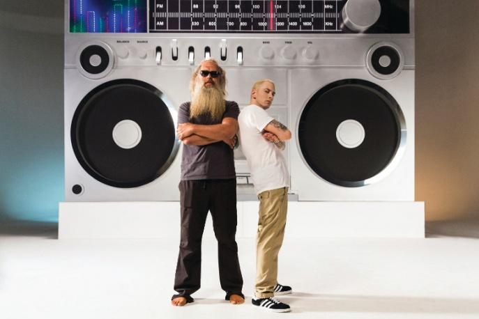 Posłuchaj nowej płyty Eminema w Deezer
