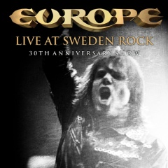 "Europe – ""Live At Sweden Rock – 30th Anniversary Show"""