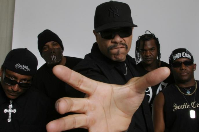 Ice-T zapowiada nową płytę Body Count