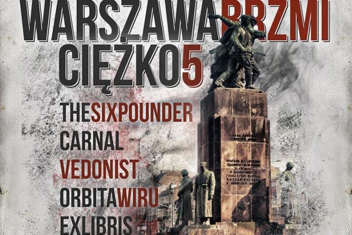 Warszawa Brzmi Ciężko – koncert już 7 grudnia