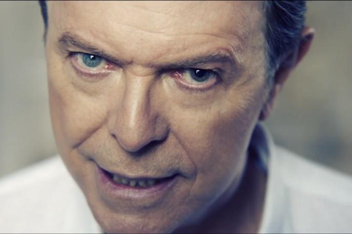 """""""Love Is Lost"""" – nowy teledysk Davida Bowie (wideo)"""