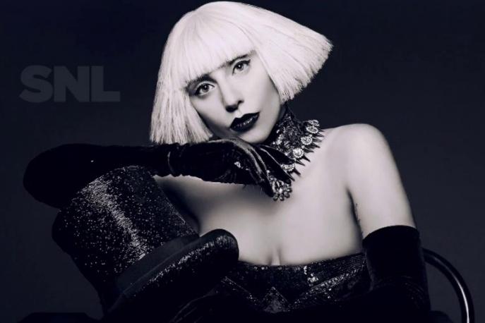 """Lady Gaga w """"Saturday Night Live"""". Skandal?"""