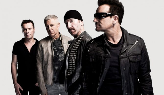Bono i The Edge coverują Daft Punk (wideo)