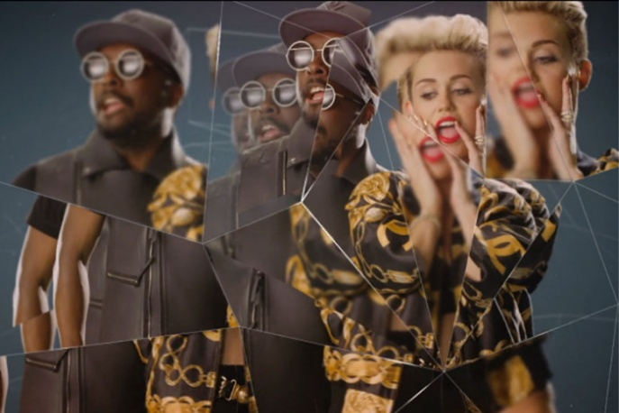 will.i.am i goście – Miley, Khalifa i Montana (wideo)