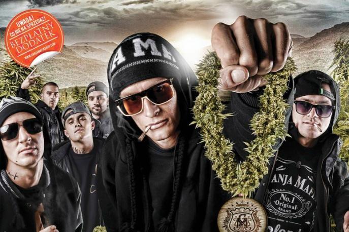 Kali dodaje do płyty nasiona marihuany