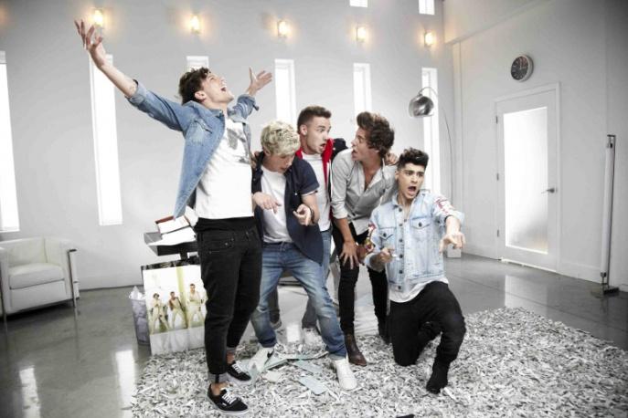 UK Charts: Boysbandowa przeszłość i teraźniejszość