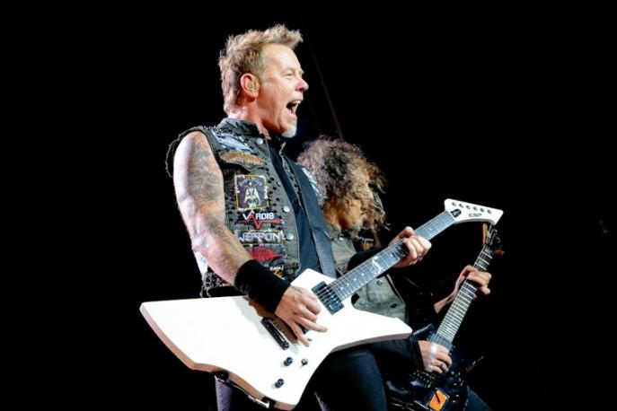 Metallica gwiazdą Sonisphere 2014