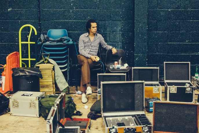 Nick Cave & The Bad Seeds promują koncertówkę (wideo)