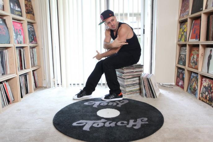 DJ Tony Touch po raz pierwszy w Polsce