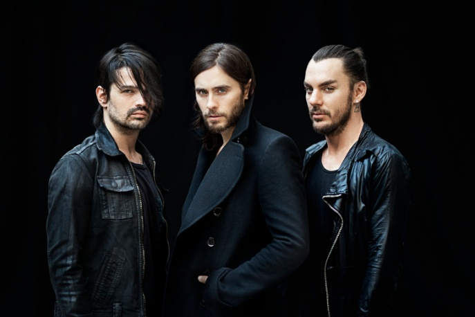 Szczegóły koncertu Thirty Seconds To Mars