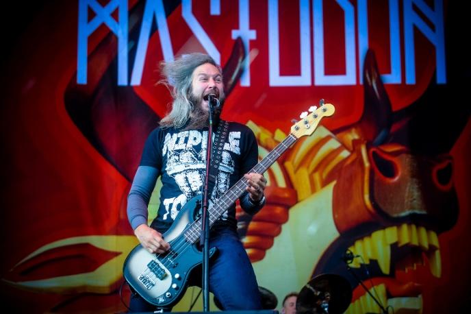 Mastodon na żywo z Brixton (audio)