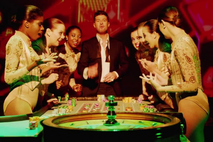 "Robin Thicke – ""Feel Good"" (wideo)"
