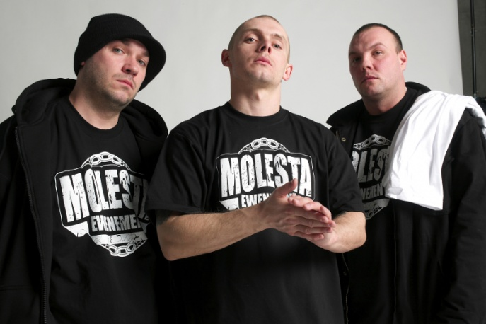 Molesta Ewenement, Pokahontaz i inni w styczniu we Wrocławiu