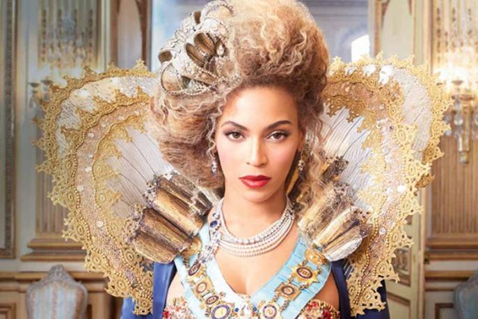 Beyonce nie oddaje pola
