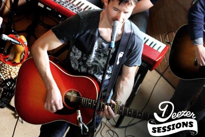 James Blunt dla Deezer – zobacz ekskluzywny występ
