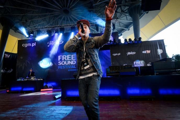 """B.R.O: """"Chcę robić show na scenie"""" (wideo)"""