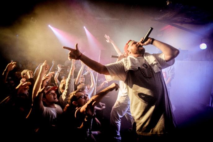 Przy tym bawimy się w Sylwestra: hip-hop