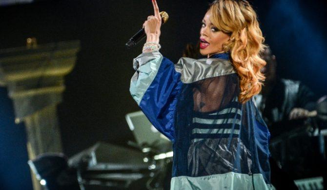 Shakira nagrała z Rihanną