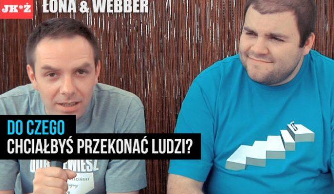 JAK KU*WA ŻYĆ? Odcinek 21 – Łona i Webber