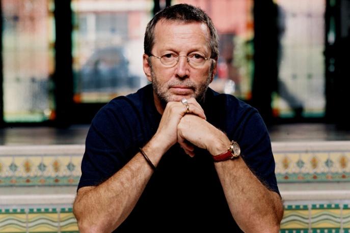 Eric Clapton wraca do Polski