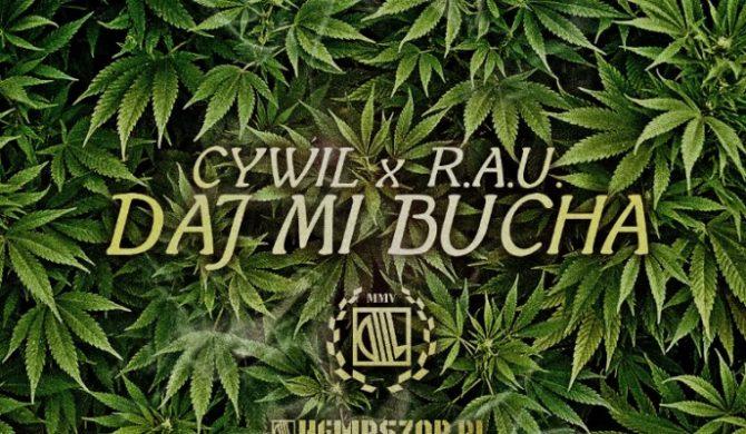 """Cywil – """"Daj mi bucha"""" feat. R.A.U. (audio)"""