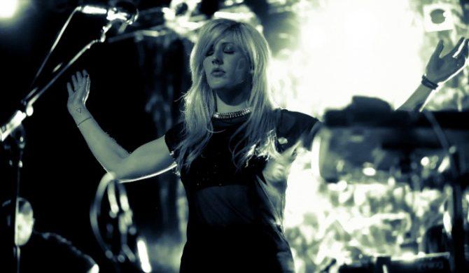 UK Charts: Ellie Goulding nie daje za wygraną