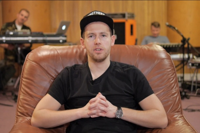 """Rasmentalism: """"Na koncertach nie mamy gramofonów"""" (wideo)"""