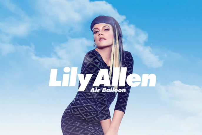 "Lily Allen – ""Air Balloon"" (audio)"