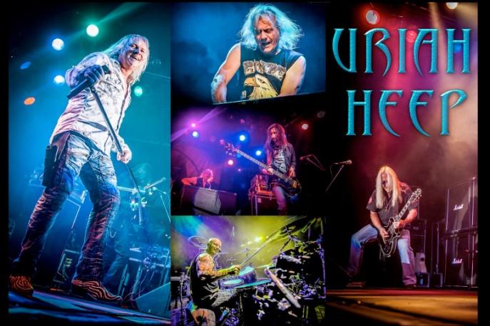 Uriah Heep wystąpią we Wrocławiu