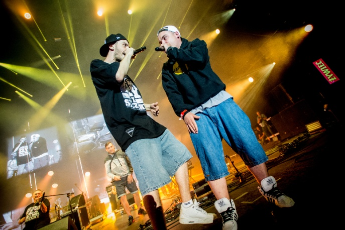 Tak się robi hip-hop… w duecie