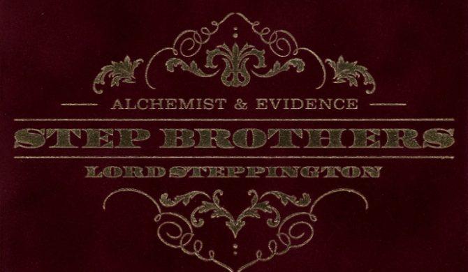 Step Brothers – posłuchaj nowej płyty Alchemista i Evidence`a