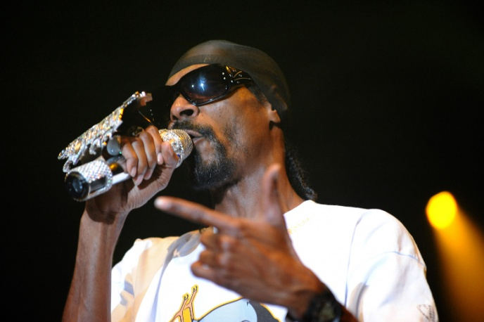 Snoop Dogg na Orange Warsaw Festival