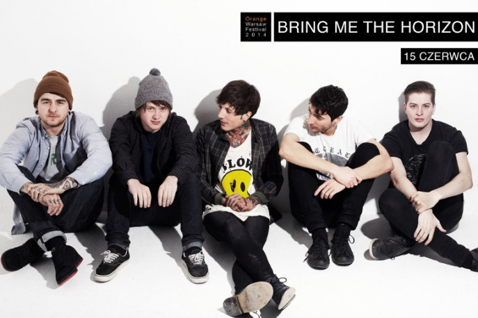 Bring Me The Horizon na OWF