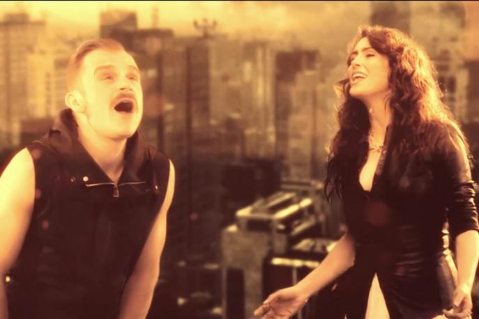 Within Temptation nagrali z Piotrem Roguckim (wideo)