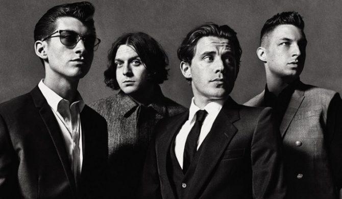 Arctic Monkeys wystąpili u Lettermana (wideo)