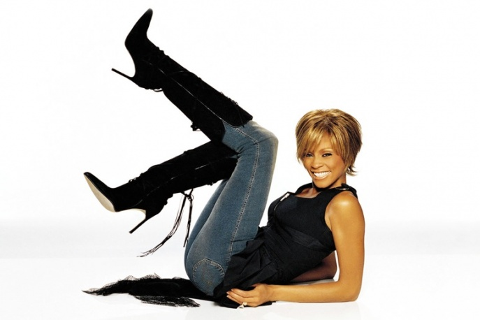 "Klip na dzień: Whitney Houston – ""Million Dollar Bill"""