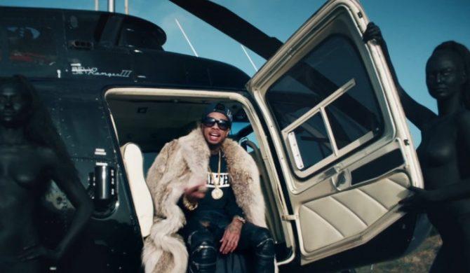 """Tyga – """"Young Kobe"""" (wideo)"""