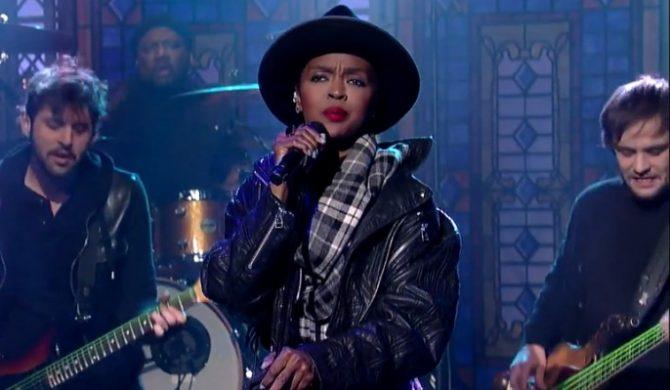 Lauryn Hill u Lettermana. Posłuchaj coveru Beatlesów