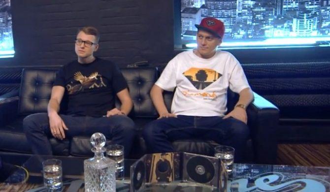 """Te-Tris i Pogz w """"Raptime Live"""" (wideo)"""