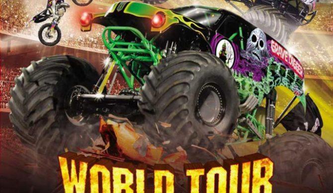 Monster Jam w czerwcu na Stadionie Narodowym