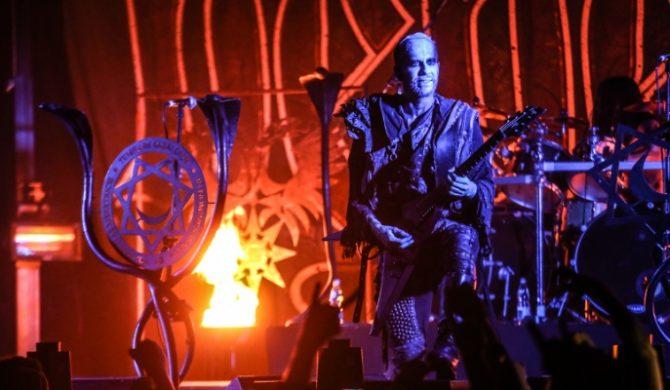 Behemoth debiutuje na 34 miejscu listy Billboardu