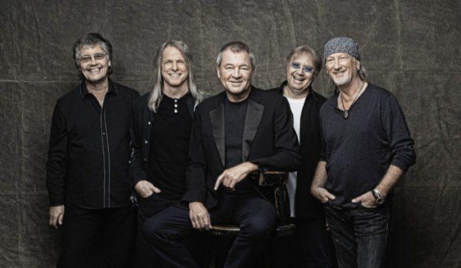Deep Purple już w Polsce