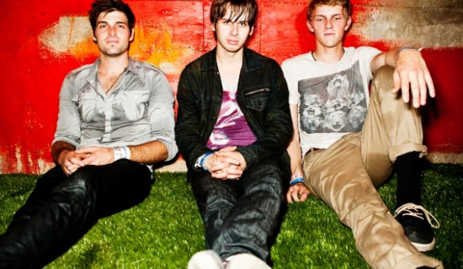 Foster The People na Open`erze