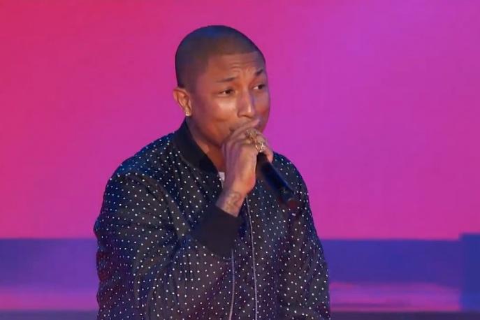 Za nami weekend gwiazd NBA. Zobacz występy m.in. Pharrella i Kendricka Lamara