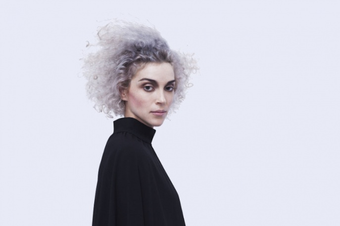 St. Vincent supportem The National